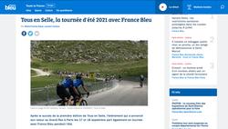 France Bleu - Juin 2021