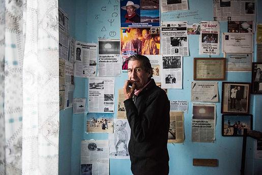 Portrait d'un homme qui consacre sa vie à la recherche d'Ovni