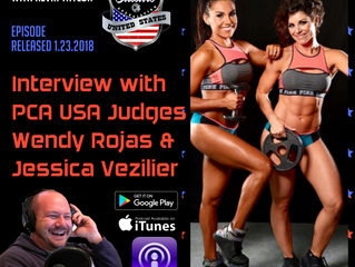 PCA USA Podcast: Episode Four | An Interview with PCA USA Judges Wendy Rojas and Jessica Vezilier