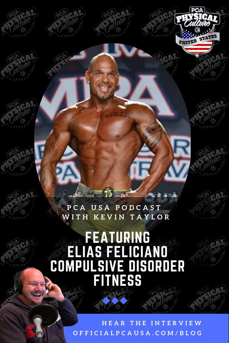 Elias Feliciano Compulsive Disorder Fitness