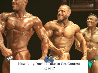 Bottom Line on Contest Prep