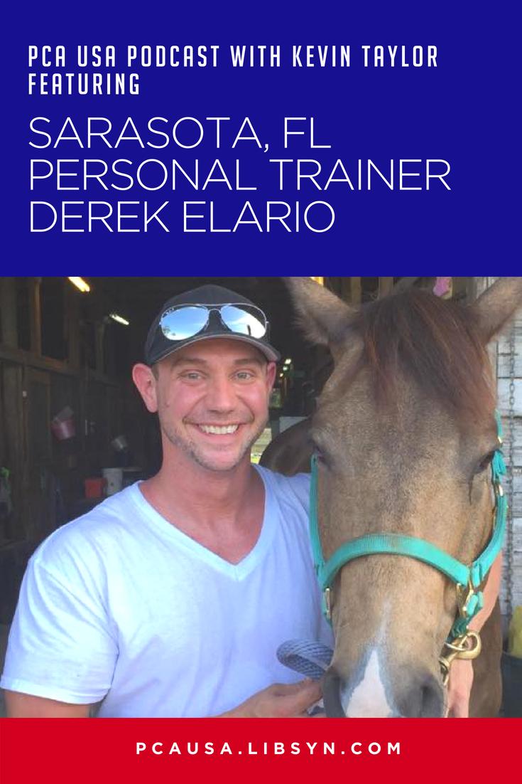 Derek Elario Personal Trainer