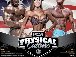 Bodybuilding Athletes Have a Choice: A Message from PCA USA Executive, Ian Harrison