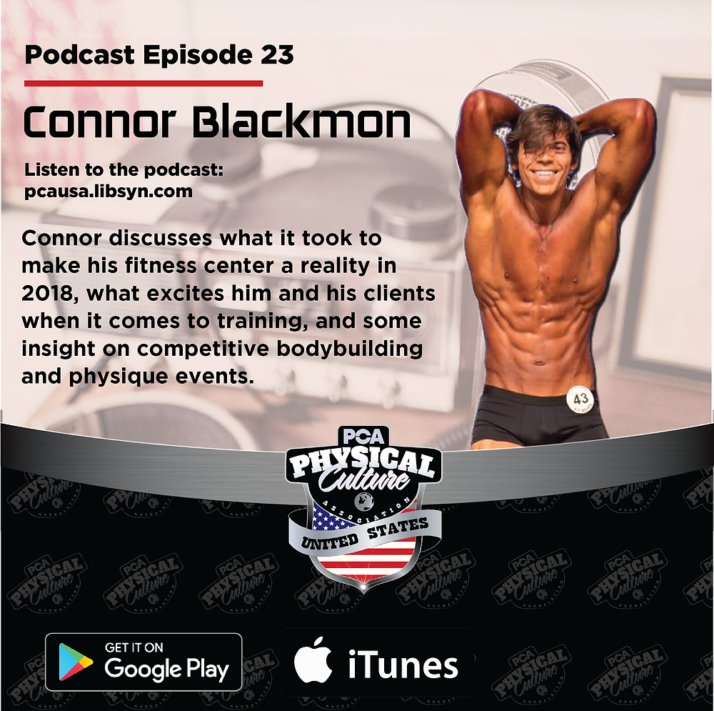 Heroes Fitness Connor Blackmon