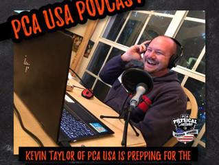 Inaugural PCA USA Podcast: PCA USA Introduction