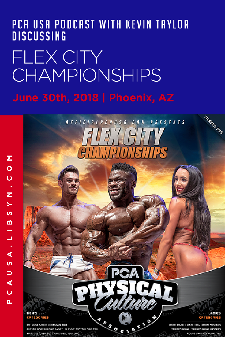 Flex City Championship Podcast