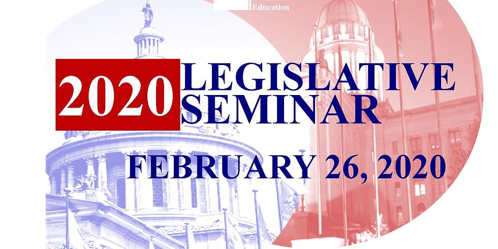 2020 Legislative Seminar
