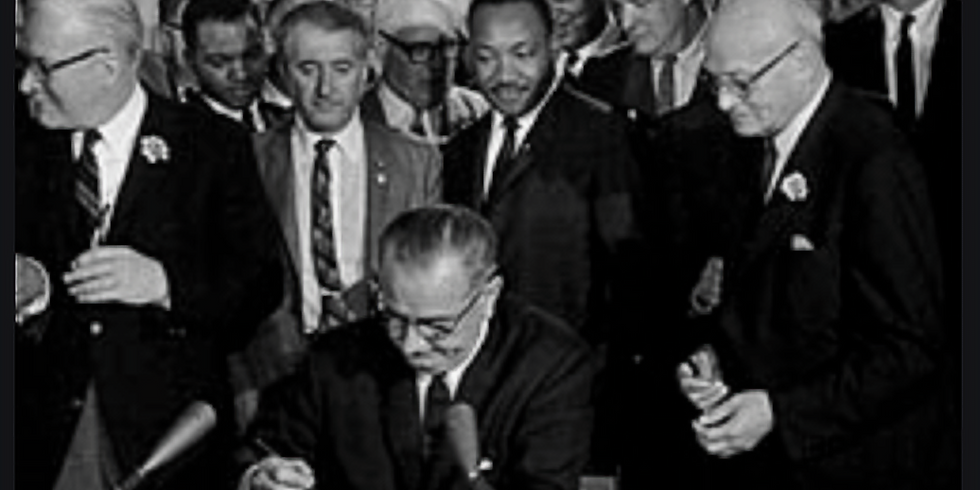 """OkACTE Partners in Change Series: """" Voting Rights Act"""""""