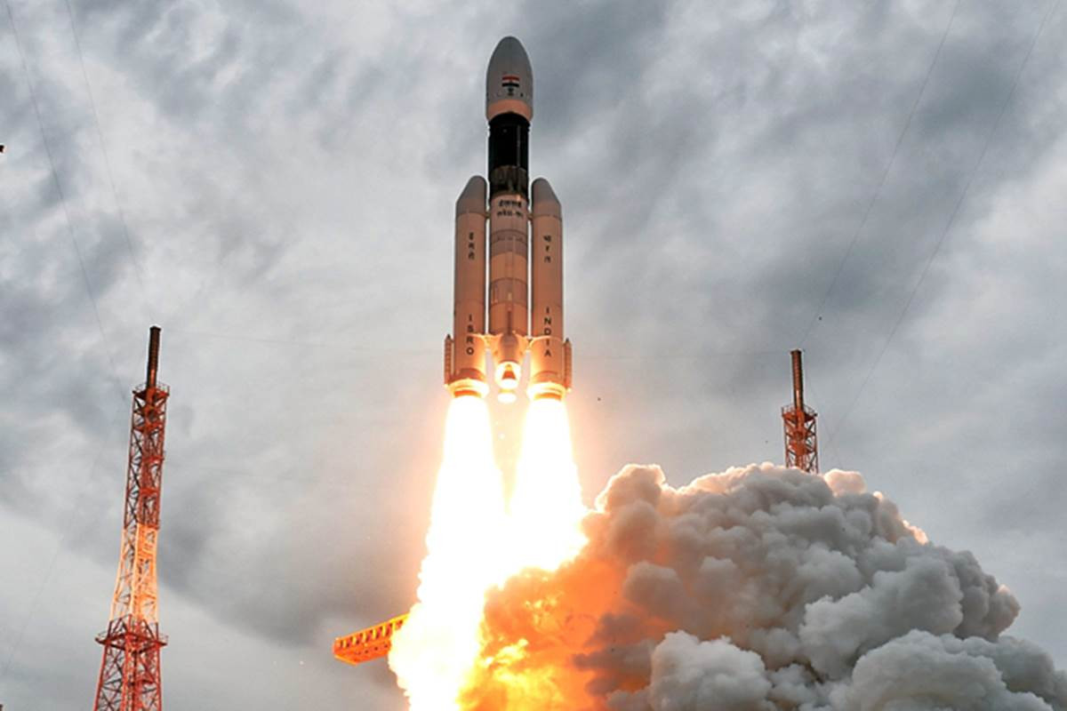 2017 - 104 satellites launched at once