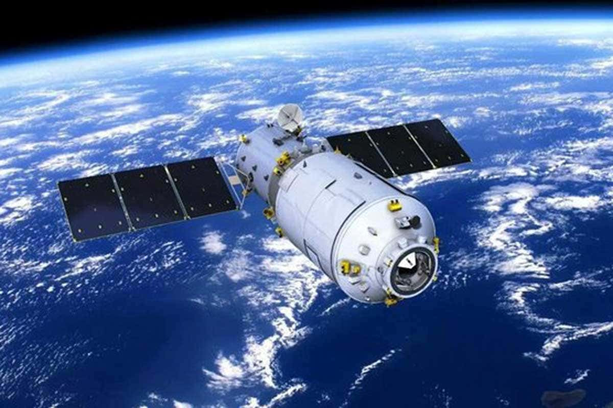 2011 - Tiangong-1 space station launched