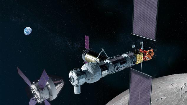 The Lunar Gateway