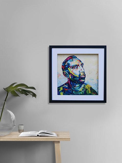 Adam Goodes Print - Large