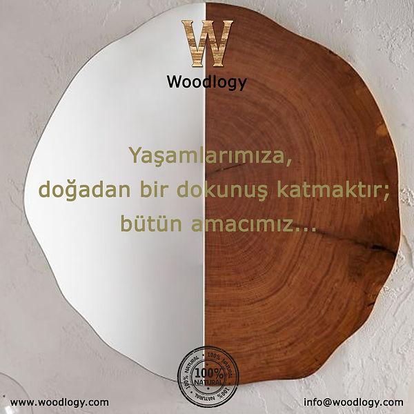 Woodlogy olarak, yaşanmışlıklara anlam katmaya çabalıyouz.