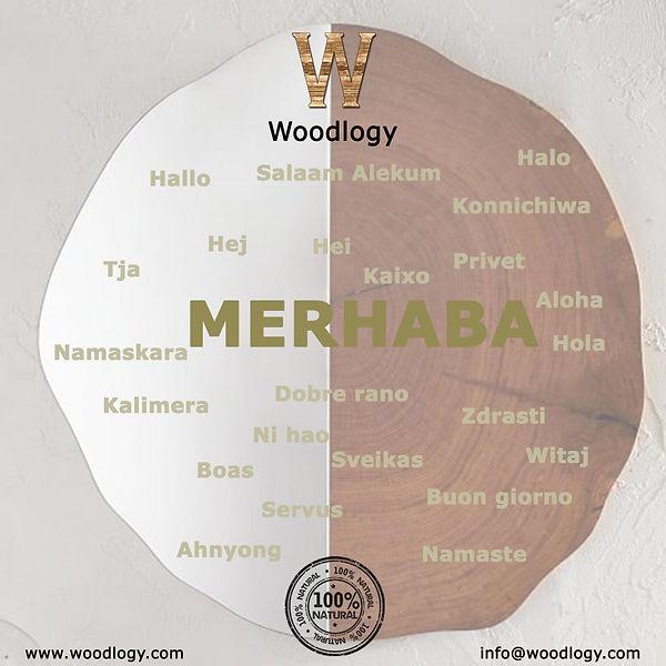 Woodlogy olarak, yaşanmışlıklara anlam katmak için merhaba