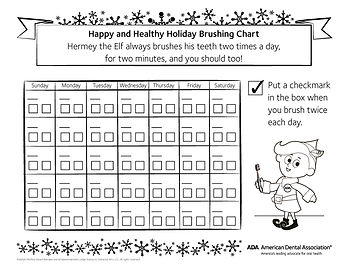 winter dental activities, raccio and drew, dentist in waterford, ct