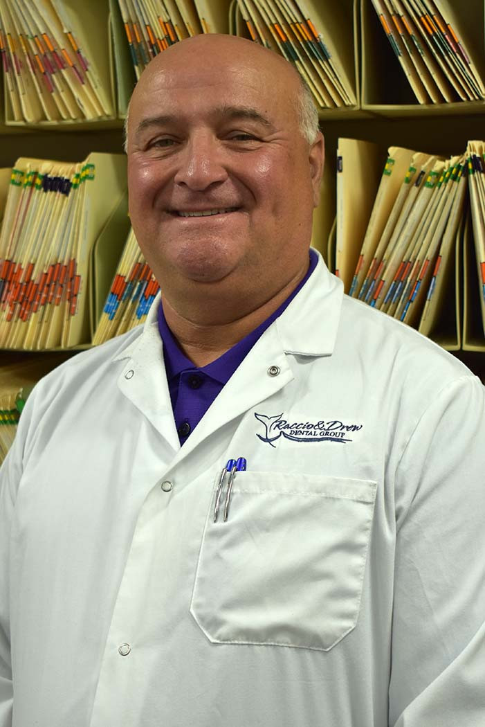 dentist in waterford, new london, raccio and drew, dr. John r drew, waterford dentist