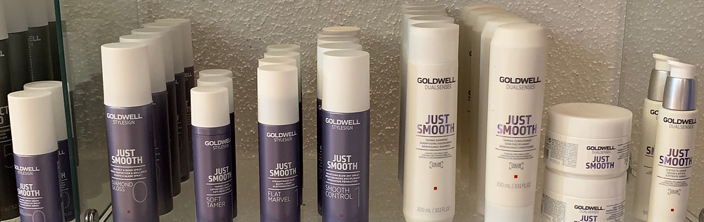 Goldwell Just Smooth, that look salon, east lyme salon, ct salon