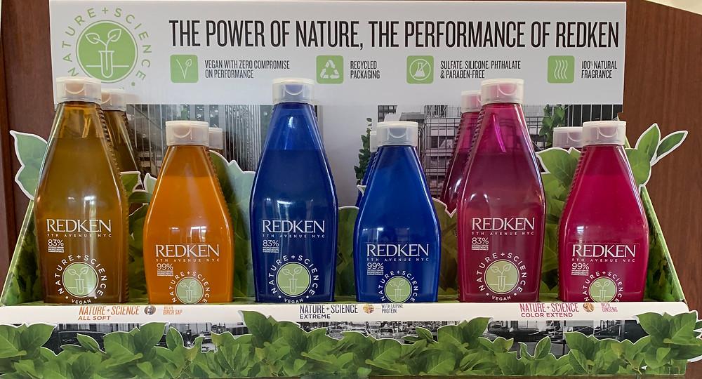 Redken Nature + Science, that look salon, east lyme salon, ct salon