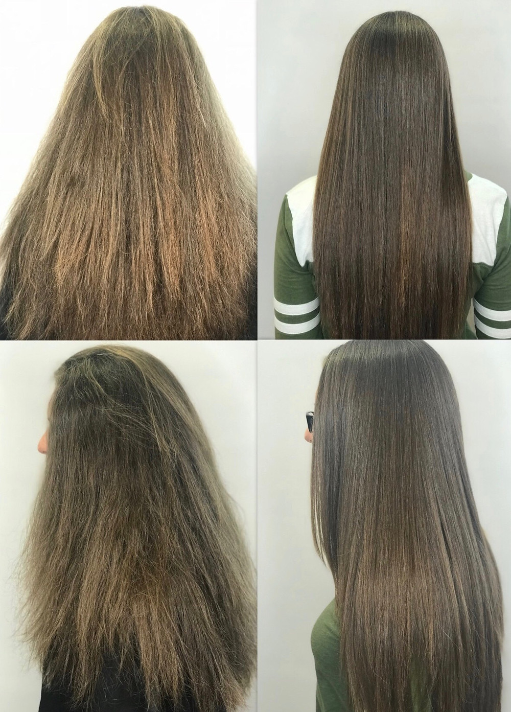 hair straightening services, rusk anti-curl, bio ionic retex, that look salon, east lyme salon, ct hair salon