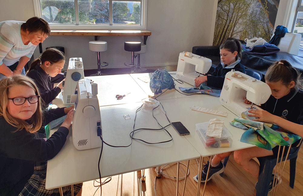 KRC Sewing Workshop