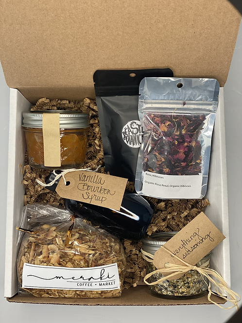 Artisanal Market Box