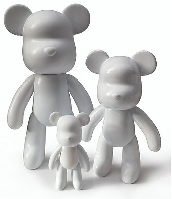 Blank DIY Bears (Small, Medium & Large)
