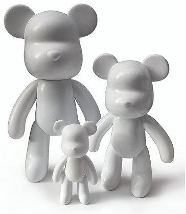 Blank DIY Bears (Small, Medium & Large)
