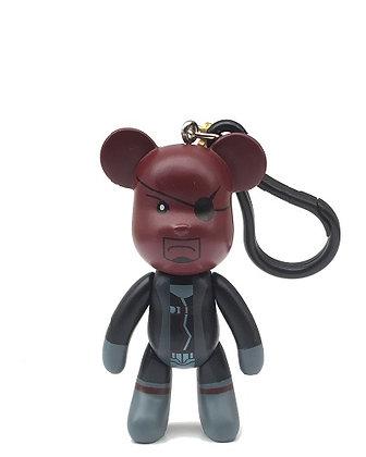 Nick Fury Keychain