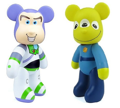 Buzz and Alien 10inch
