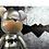Thumbnail: Batbear Silver Edition Keychain