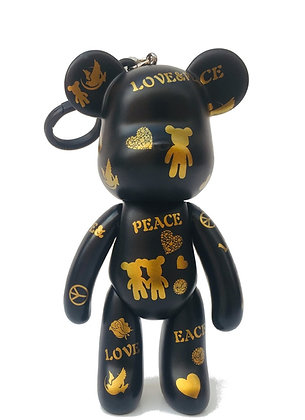Love and Peace SE - Large Keychain