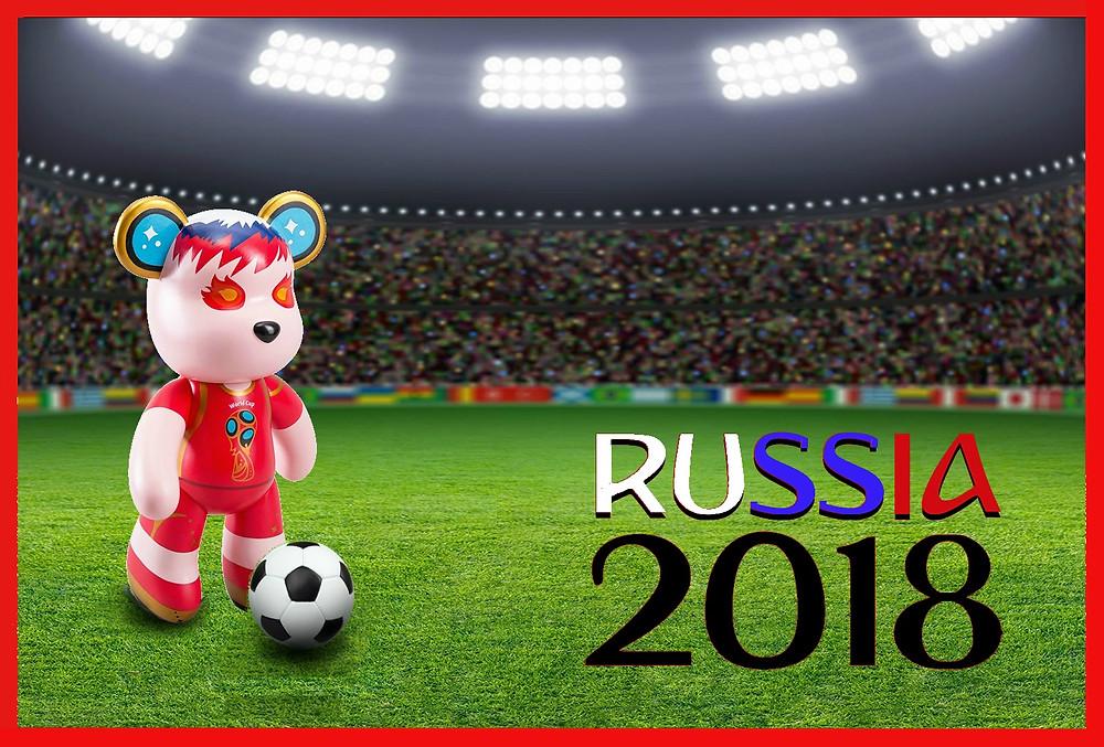 POPOBE World Cup Russia 2018
