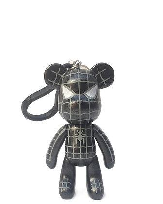 Venom Spiderbear Keychain