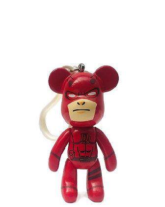 Bear Devil Keychain