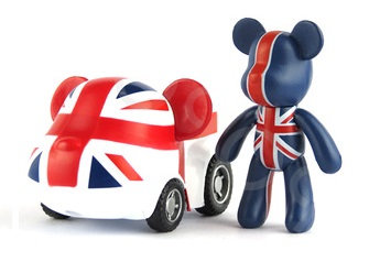 Union Jack POPOBE RIDE