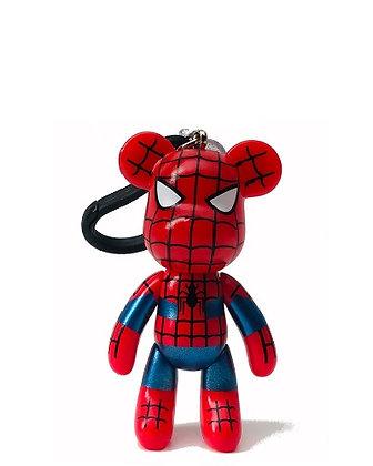 Spider-Bear Keychain