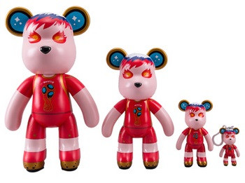 POPOBE Limited Edition World Cup 2018 Collectable Bears