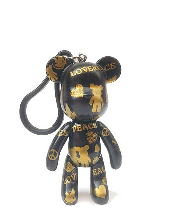 Love and Peace SE Keychain