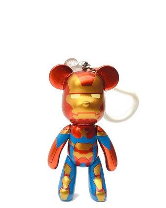 Iron Bear Keychain