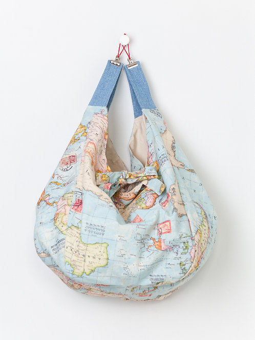 Baby Bag Mapa Mundo