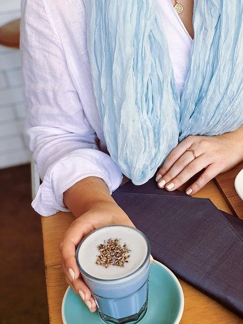 Silk Tassel Scarves