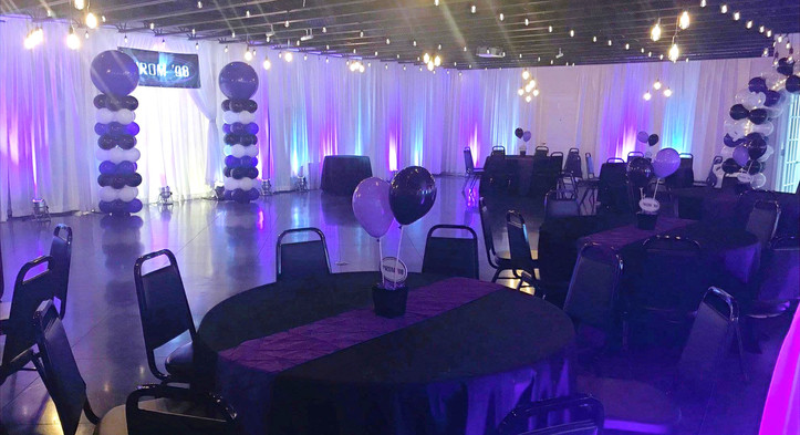 Prom at The Galleria Event & Conference Center, Dayton, Ohio