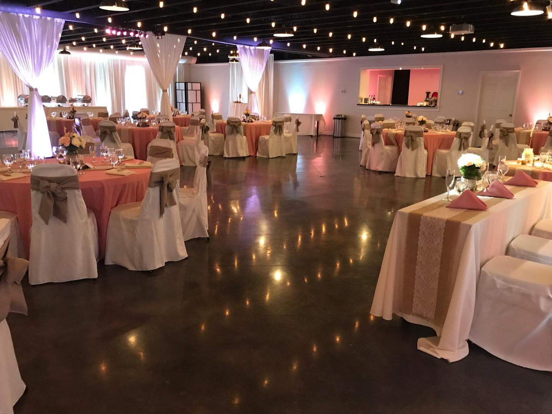 Wedding Ceremony, Reception, The Galleria, Dayton, OH, venue