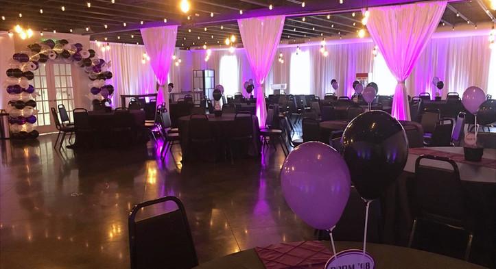 Prom at The Galleria Event & Conference Center, Dayton, Ohio venue