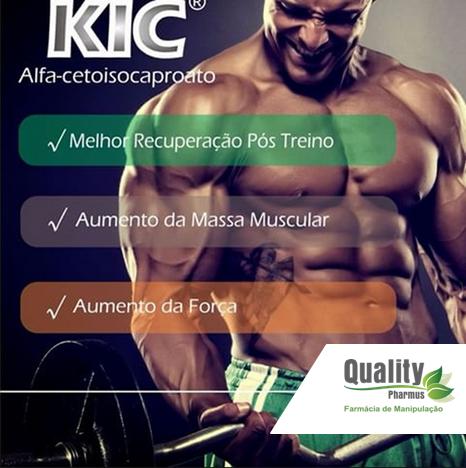 KIC 100mg (Alpha-ketoisocaproate)