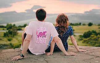 back-view-t-shirt-mockup-of-a-man-and-his-girlfriend-admiring-a-natural-view-m3988-r-el2.p