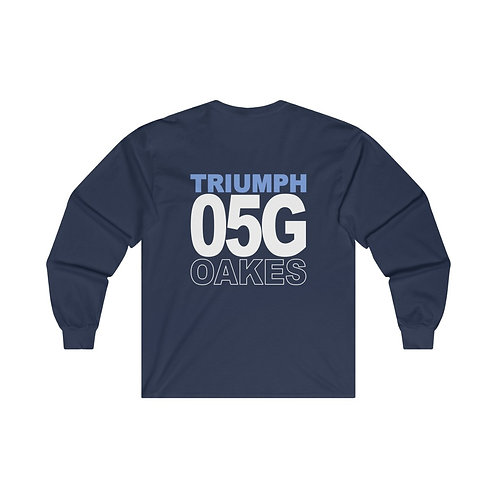 Team Gear - 05G OAKES - Ultra Cotton Long Sleeve Tee