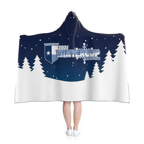 2021 Wintercup Hooded Blanket