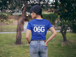 back-shot-of-a-t-shirt-mockup-featuring-a-woman-at-a-park-20574.png