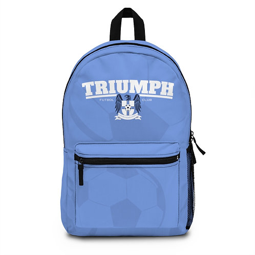 Triumph Backpack - BLUE (Made in USA)